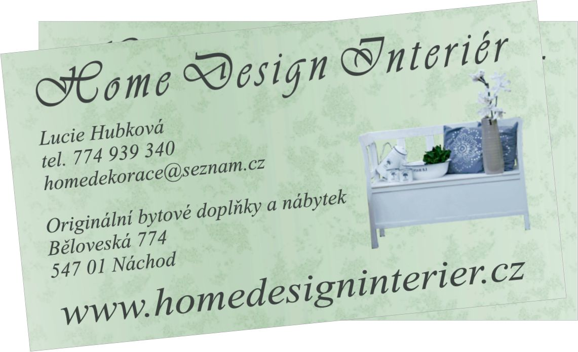 vizitka Homedesign